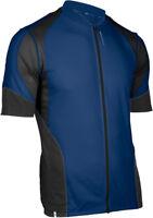 Sugoi RPM Men's Cycling Jersey - S M L XL - Dark Blue
