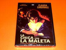 LA CHICA CON LA MALETA / La ragazza con la valigia - Italiano/español Precintada