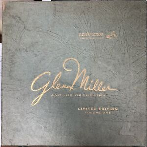 Glenn Miller And His Orchestra Volume One: RCA # SPD 18 /10 records Gray Label