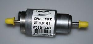 Dosierpumpe DP42 Kraftstoffpumpe Webasto Thermo Top EVO 4 und 5 Diesel Benzin