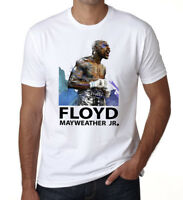 FLOYD MAYWEATHER JR Mens T-Shirt Unisex Boxing Champion Legend American BoxerDT