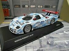 NISSAN R390GT1 R390 GT1 R 390 #31 Le Mans 1998 Unisia SP Kyosho 1:43