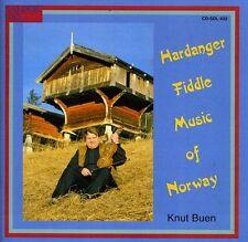 Knut Buen - Hardanger Fiddle Music of Norway [New CD]