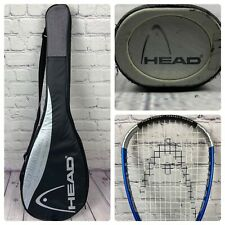 Head Liquid Metal LiquidMetal 120 Blue Squash Racket/Racquet and Bag