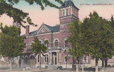 AMHERSTBURG , Ontario, Canada, 1900-10s ; City Hall