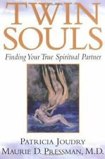 Twin Souls: Finding Your True Spiritual Partner, Joudry, Patricia, Pressman, Mau