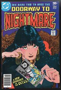 Doorway to Nightmare #1 NM-
