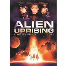 Alien Uprising Rebecca Kush Dvd Sci-Fi Very Good