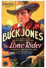 THE LONE RIDER Movie POSTER 27x40 Buck Jones Vera Reynolds Harry Woods George C.