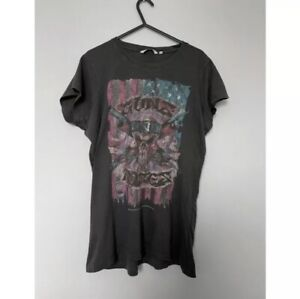 New Look Guns And Roses Band Tee || Size 16