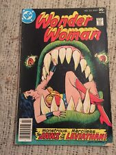 Wonder Woman #233 Classic Bronze Age Cover [DC, 1977]