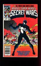 Marvel Super Heroes Secret Wars #8 Origin of the alien symbiote!L@@K!