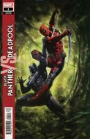 BLACK PANTHER VS DEADPOOL #1 Adi Granov 1:50 Variant NM