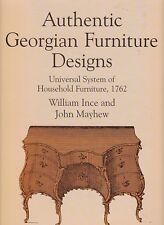 AUTHENTIC GEORGIAN FURNITURE DESIGNS: UNIVERSAL SYSTEM of HOUSEHOLD FURNITURE