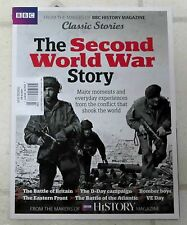 CLASSIC STORIES Second World War Story COLLECTOR'S EDITION BBC History No 3 BOYS