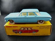 Dinky Toys  F n° 552 Chevrolet Corvair en boîte