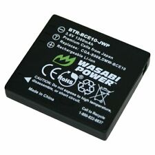 Wasabi Power Battery for Panasonic CGA-S008, DMW-BCE10, VW-VBJ10