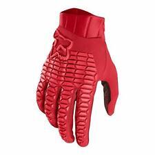 Fox Racing Defend Herren voll Finger Handschuhe kardinal MD