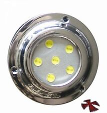 UNDERWATER BOAT LED LIGHT-UNDER WATER FISHING LEDS-WAKEBOARD BOARD MARINE LIGHTS