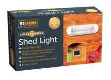 My Garden Solar Powered Shed Light