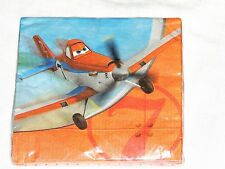 NEW~ DISNEY PLANES ~16-PAPER LUNCH NAPKINS BIRTHDAY -CHILD   PARTY SUPPLIES