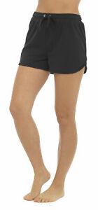 New Womens Ladies Shorts Gym Sports Shorts Beach Shorts Loungewear 8-22