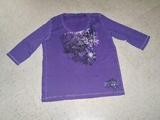 Super Shirt CECIL Gr.L (42/44) lila  3/4 Arm