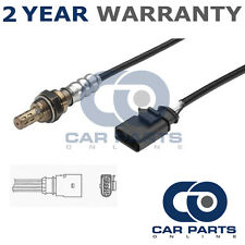 FOR VW POLO MK7 1.2 2009- 4 WIRE FRONT LAMBDA OXYGEN SENSOR EXHAUST PROBE