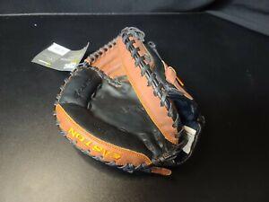 "Easton Mako MKY2 21"" Youth Baseball Catchers Mitt Left Hand Throw"