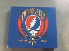 Grateful Dead Two From The Vault Shrine Auditorium 3-CD Set