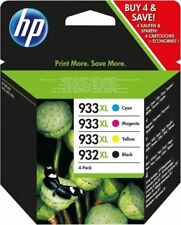 HP 933XL 932 XL ORIGINAL MULTIPACK DRUCKER PATRONEN OVP&NEU