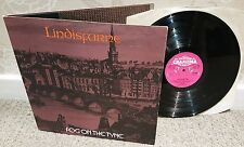 Lindisfarne/Fog On The Tyne LP G/FOLD CHARISMA PINK SCROLL LABEL CAS 1050- VG-