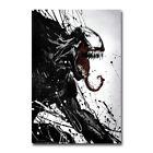 Venom Marve Movie Art Silk Canvas Poster 13x20 24x36 inch