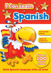 I Can Learn: Spanish, , New, Book
