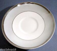 Wedgwood Lustreware Blue Fin 2 Tea Saucers Bone China Made in U.K New