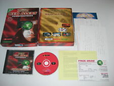 COMMAND & and CONQUER Red Alert - COUNTERSTRIKE Mission Disk Pc C&C BIG BOX