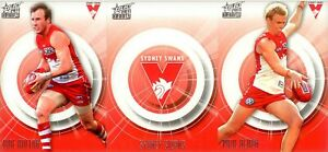 2011 Select AFL infinity Series - Team Set SYDNEY (11)