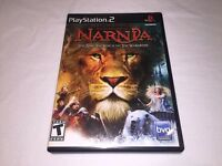 The Chronicles of Narnia (Playstation PS2) Black Label Original Complete Exc