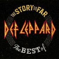 DEF LEPPARD (2 CD) THE STORY SO FAR : THE BEST OF ~ GREATEST HITS 80's *NEW*