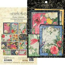 Flutter Collection Journaling & Ephemera Cards Graphic 45 4501780 New