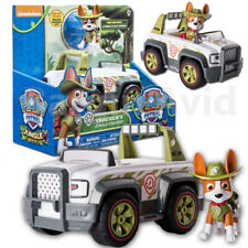Brand New Paw Patrol Jungle Rescue Trackers Jungle Cruiser & Tracker Pup Figure