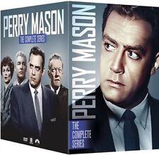 Perry Mason: The Complete Series Seasons 1-9 DVD (72 Discs) Box Set