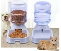 Heglow Automatic (Gray)  pet feeder for dog cat food dispenser