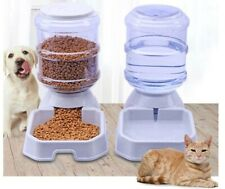 Heglow Automatic (Beige)  pet feeder for dog cat food dispenser