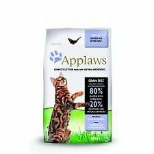 Applaws Cat Dry Chicken & Duck - 400g - 208850