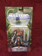 Masters Of The Universe VS The Snakemen Snake Armor He-Man 2003 Mattel BNIB