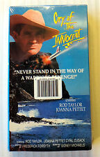 Cry of The Innocent ~ New VHS Movie ~ Rare Rod Taylor Joanna Pettet Thriller
