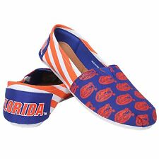 Florida Gators Women's Canvas Stripe Shoes L