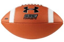 Under Armour 595Xt Composite Football, Bagged Deflated, Official Size Ua646D