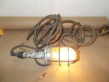 VINTAGE  MECHANICS steampunk LIGHT works mancave lamp